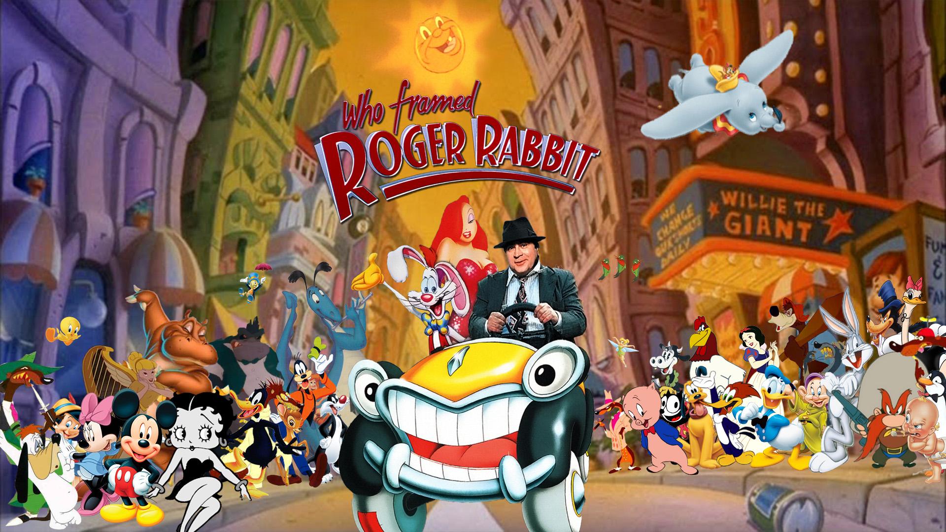 Who Framed Roger Rabbit (โรเจอร์ แรบบิท ตูนพิลึกโลก)