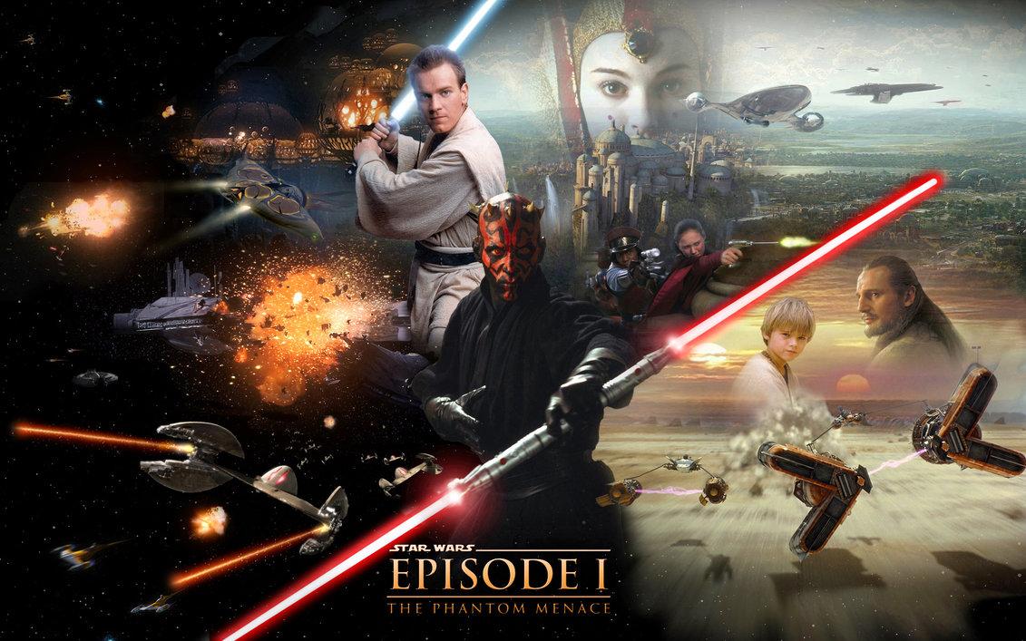 Star Wars: The Phantom Menace (สตาร์ วอร์ ภาค 1 ภัยซ่อนเร้น)